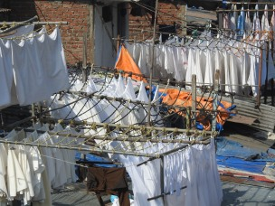 overview of dhobi ghat