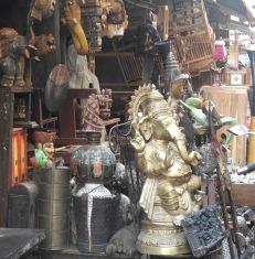 antiques at chor bazaar